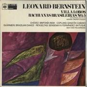 Click here for more info about 'Leonard Bernstein - Bachianas Brasileiras No. 5 / Sinfonía India / Danzón Cubano / Brazilian Dance / Sensemaya / Batuque'