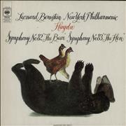 Click here for more info about 'Leonard Bernstein - Haydn: Symphony No. 82