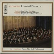 Click here for more info about 'Leonard Bernstein - In Concert'