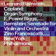 Click here for more info about 'Leonard Bernstein - Serenade For Violin, String Orchestra, Harp And Percussion'
