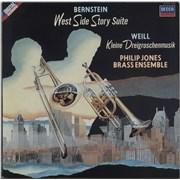 Click here for more info about 'Leonard Bernstein - West Side Story Suite; Kleine Dreigroschenmusik'