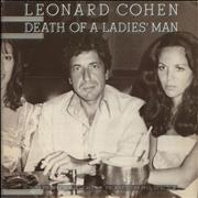 Click here for more info about 'Leonard Cohen - Death Of A Ladies Man - EX'