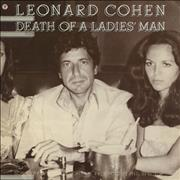 Click here for more info about 'Leonard Cohen - Death Of A Ladies Man'