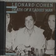 Click here for more info about 'Leonard Cohen - Death Of A Ladies' Man'