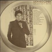 Click here for more info about 'Leonard Cohen - Greatest Hits'