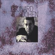Click here for more info about 'Leonard Cohen - Never Any Good'