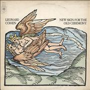 Click here for more info about 'Leonard Cohen - New Skin For The Old Ceremony - 1st - EX'