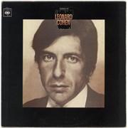 Click here for more info about 'Leonard Cohen - Songs Of Leonard Cohen - Matt Sleeve'