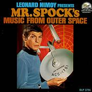 Click here for more info about 'Leonard Nimoy - Mr Spock's Music From Outer Space'