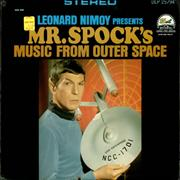 Click here for more info about 'Leonard Nimoy - Mr Spock's Music From Outer Space - Sealed'