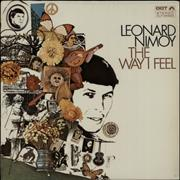 Click here for more info about 'Leonard Nimoy - The Way I Feel'