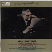 Click here for more info about 'Leonid Kogan - Shostakovitch: Violin & Cello Concertos No. 1'