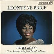 Click here for more info about 'Leontyne Price - Prima Donna-Great Soprano Arias From Purcell To Barber'