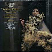 Click here for more info about 'Leontyne Price - Sings Richard Strauss'