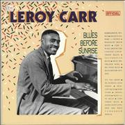 Click here for more info about 'Leroy Carr - Blues Before Sunrise'