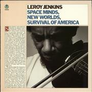 Click here for more info about 'Leroy Jenkins - Space Minds, New Worlds, Survival Of America'