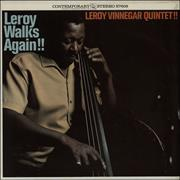 Click here for more info about 'Leroy Vinnegar - Leroy Walks Again!'
