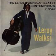Click here for more info about 'Leroy Vinnegar - Leroy Walks!'