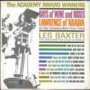 Les Baxter Academy Awards - 1963 USA vinyl LP