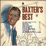 Les Baxter Baxter's Best USA vinyl LP