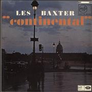 Click here for more info about 'Les Baxter - Continental'