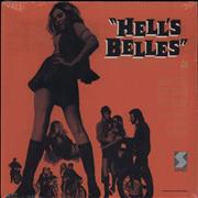Les Baxter Hell's Belles - Sealed USA vinyl LP