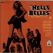 Click here for more info about 'Les Baxter - Hell's Belles'