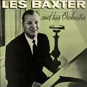 Les Baxter Les Baxter & His Orchestra UK vinyl LP