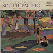 Les Baxter South Pacific UK vinyl LP