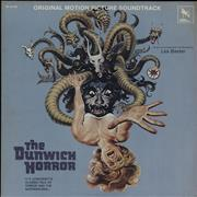 Les Baxter The Dunwich Horror USA vinyl LP