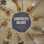 Click here for more info about 'Les Brown - Composer's Holiday'