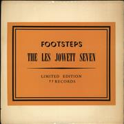 Click here for more info about 'Les Jowett - Footsteps EP'