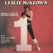 Click here for more info about 'Les McKeown - Shall I Do It (One More Number One)'