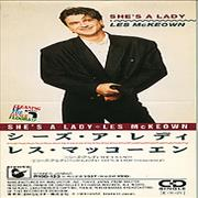 Click here for more info about 'Les McKeown - She's A Lady'