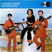 Les Sans Nom Largely Latin UK vinyl LP