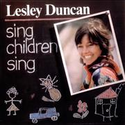 Click here for more info about 'Lesley Duncan - Sing Children Sing'
