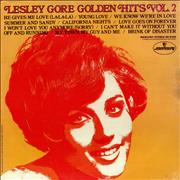 Click here for more info about 'Lesley Gore - Golden Hits Vol. 2 - Sealed'