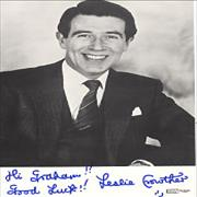 Click here for more info about 'Leslie Crowther - Autographed Publicity Photograph'