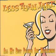 Click here for more info about 'Less Than Jake - All My Best Friends Are Metalheads'