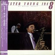 Click here for more info about 'Lester Young - 1948 At Royal Roost'