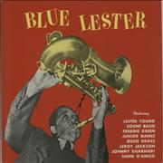 Click here for more info about 'Lester Young - Blue Lester'