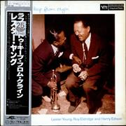 Click here for more info about 'Lester Young - Laughin' To Keep From Cryin' + Obi'