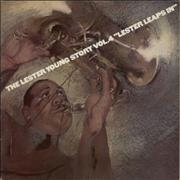 Click here for more info about 'Lester Young - Lester Leaps In'