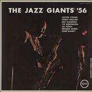 Click here for more info about 'Lester Young - The Jazz Giants '56'