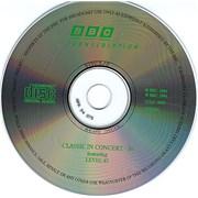 Level 42 Classic In Concert 36 UK CD album Promo