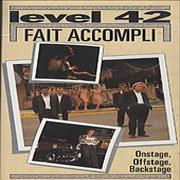 Level 42 Fait Accompli UK video