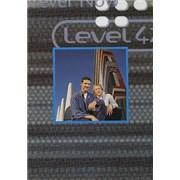 Level 42 Forever Now Tour UK tour programme
