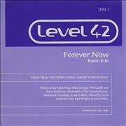 Click here for more info about 'Level 42 - Forever Now'