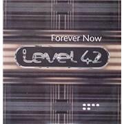 Level 42 Forever Now Colombia vinyl LP Promo