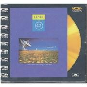 Level 42 Heaven In My Hands Cd Video UK CD single